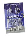 Logo de l'ECL Jean-Paul II de Coutances